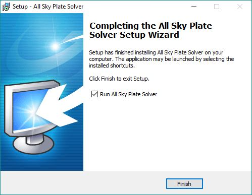 all sky plate solver